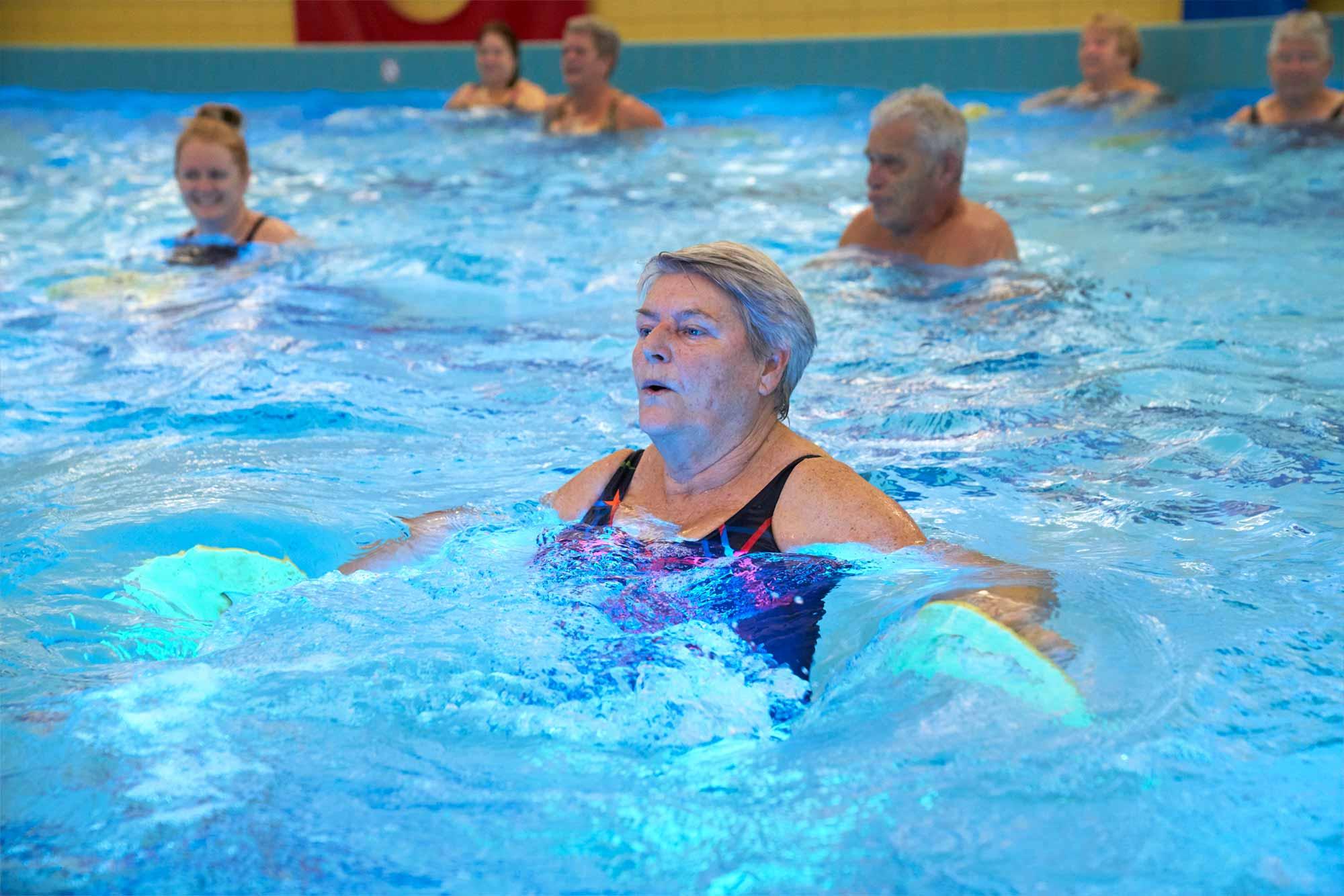 Aqua vitaal Sportinstituut Frits van der Werff in Hoorn