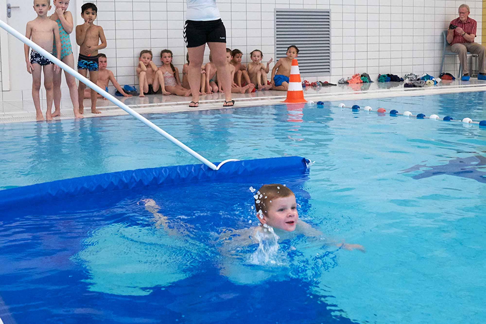frits van der werff zwemvaardigheid 1,2 en 3