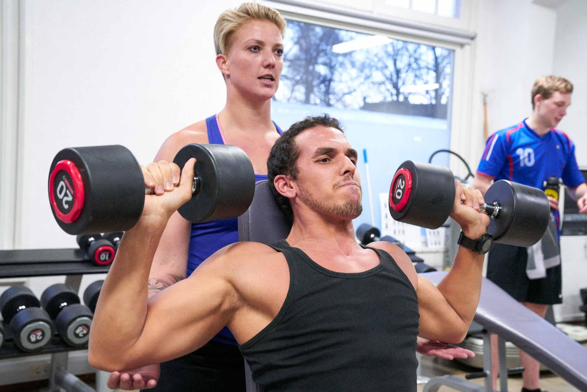 Afbeelding op nieuwsoverzicht. De informatiepagina over fitness en fysiotherapeut in Hoorn