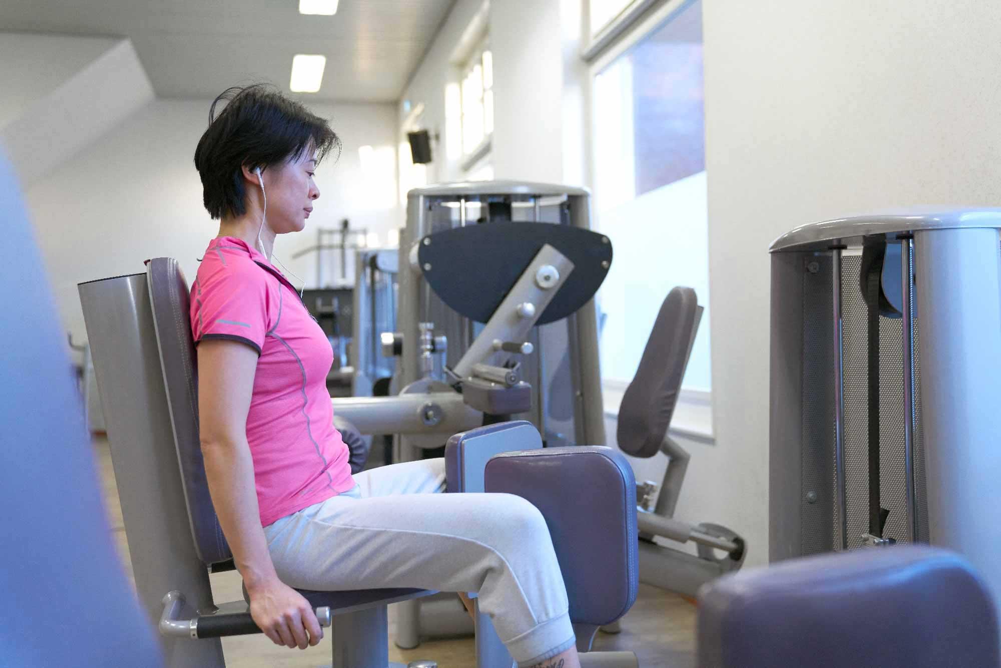 Individuele fitness frits van der werff