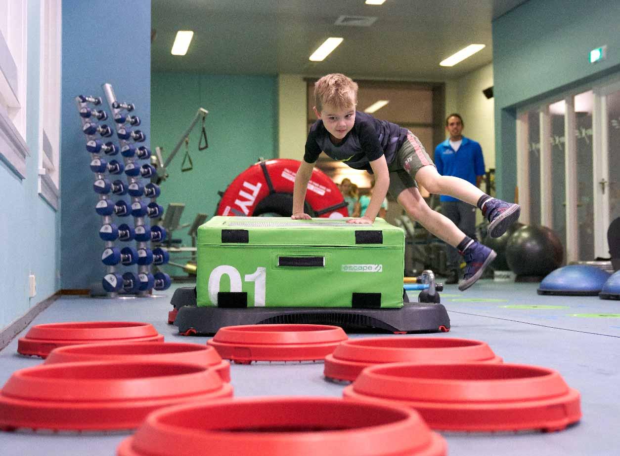 jeugdsporten frits van der werff