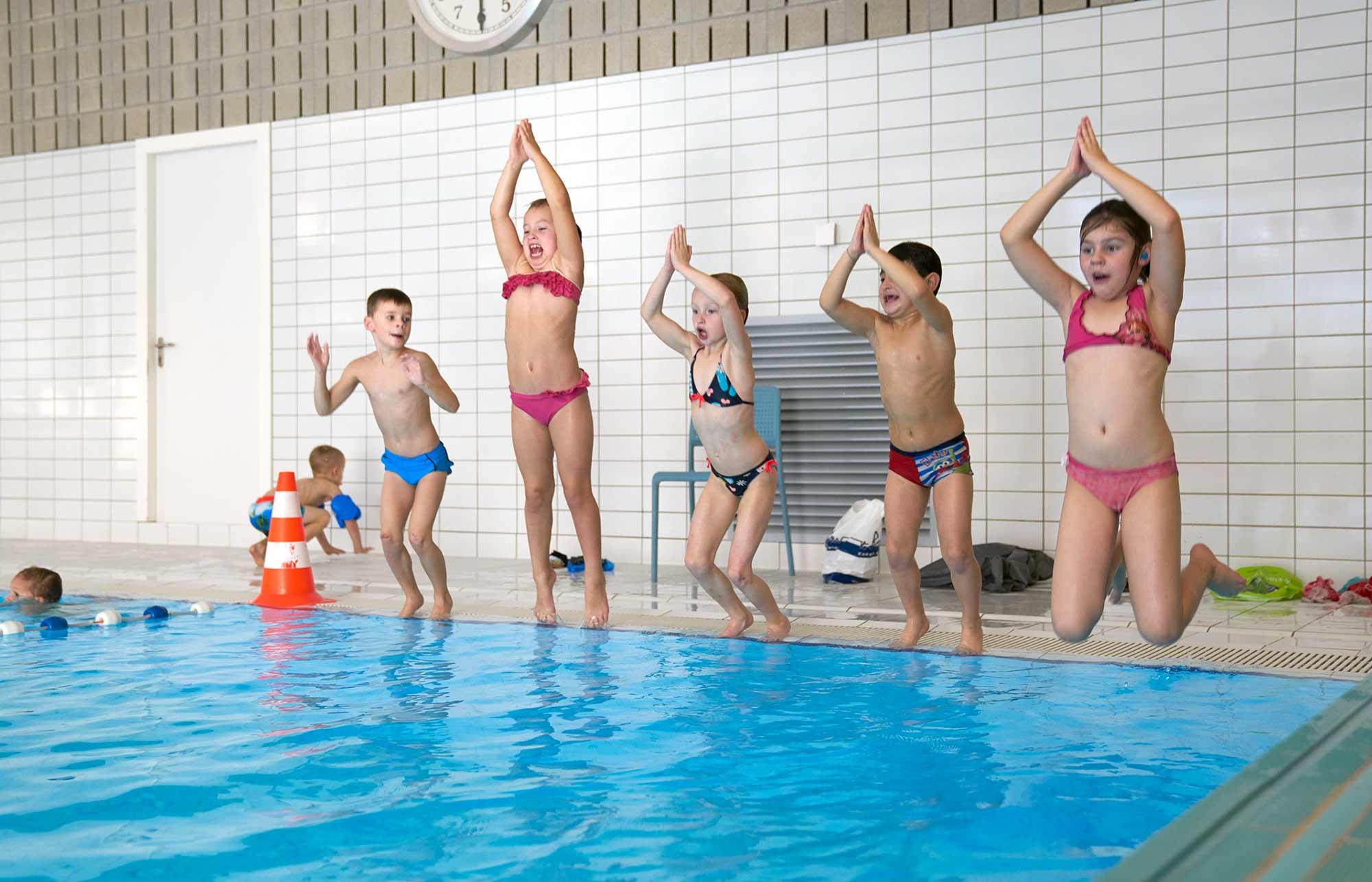 Zwemvaardigheid frits van der werff