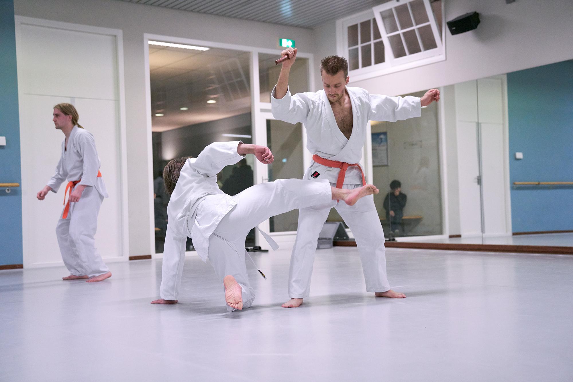 karate 9-15 jaar