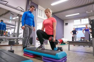 scholieren fitness frits van der werff