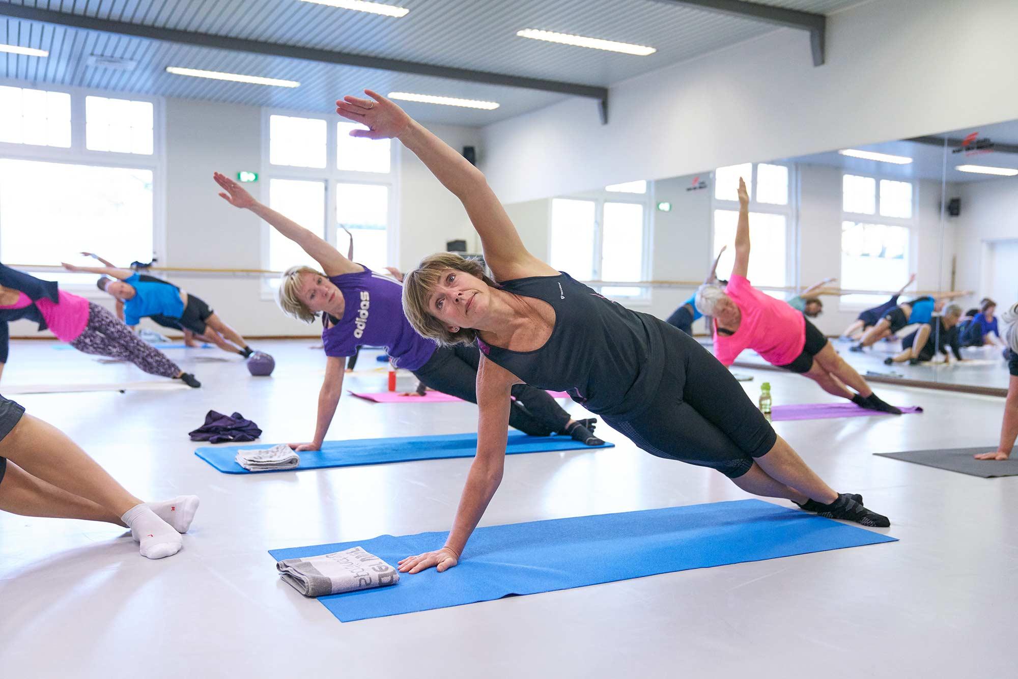 Voordelen van Pilates. Afbeelding over de voordelen van Pilates in Hoorn.