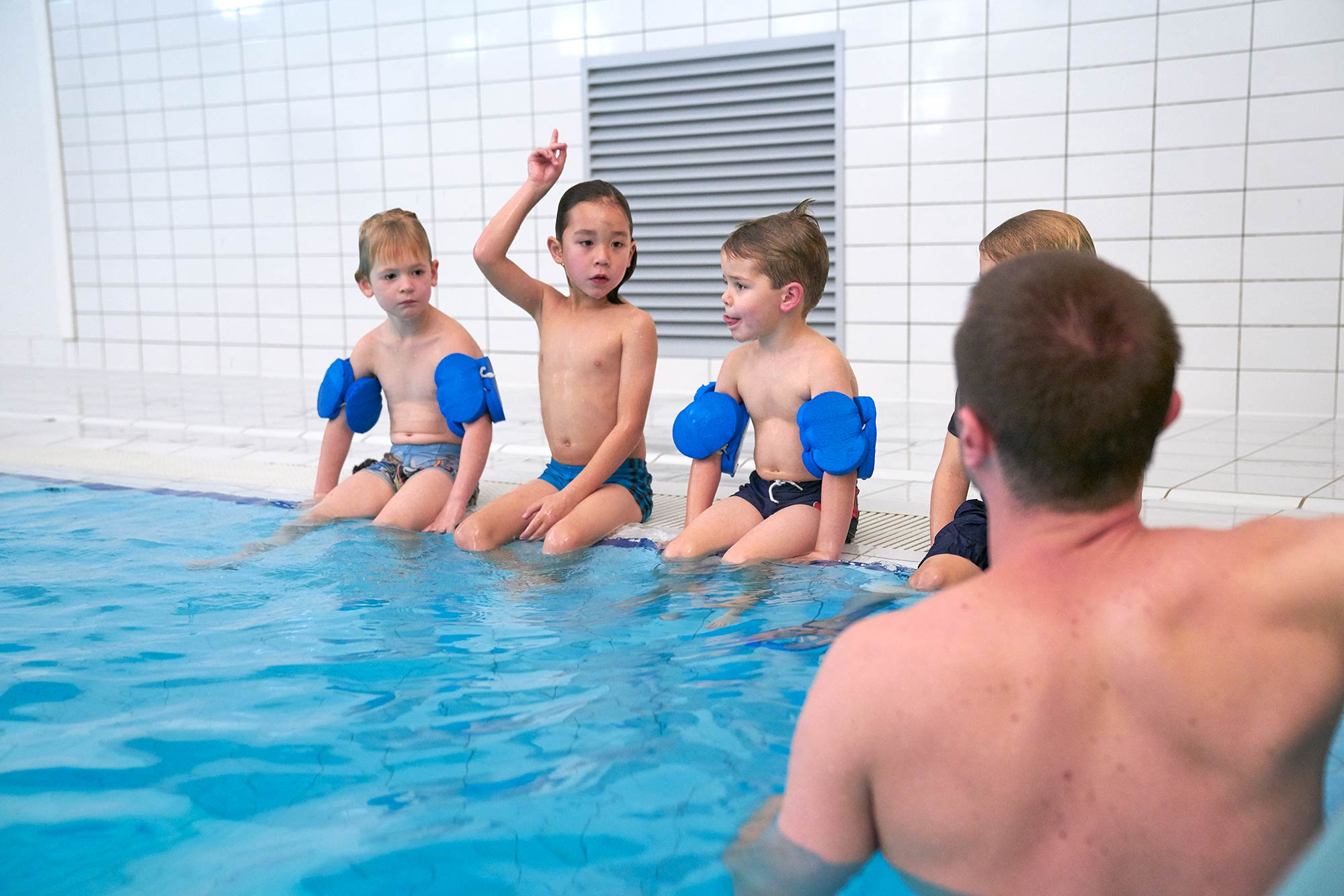 Zwemmen in Hoorn, zwemles ABC frits van der werff hoorn zwemlessen ABC Zwemlessen