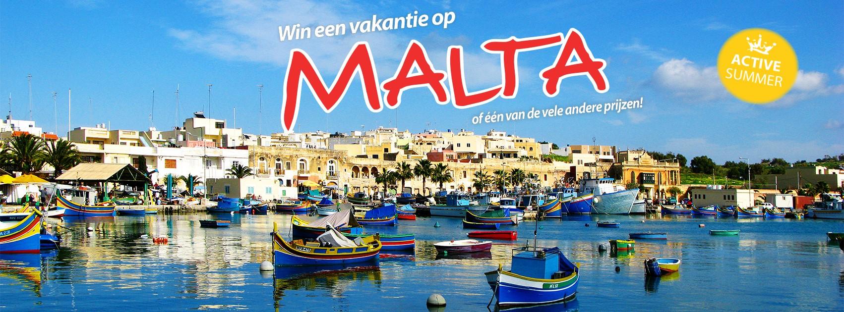 Afbeelding van malta op Active summer 2017