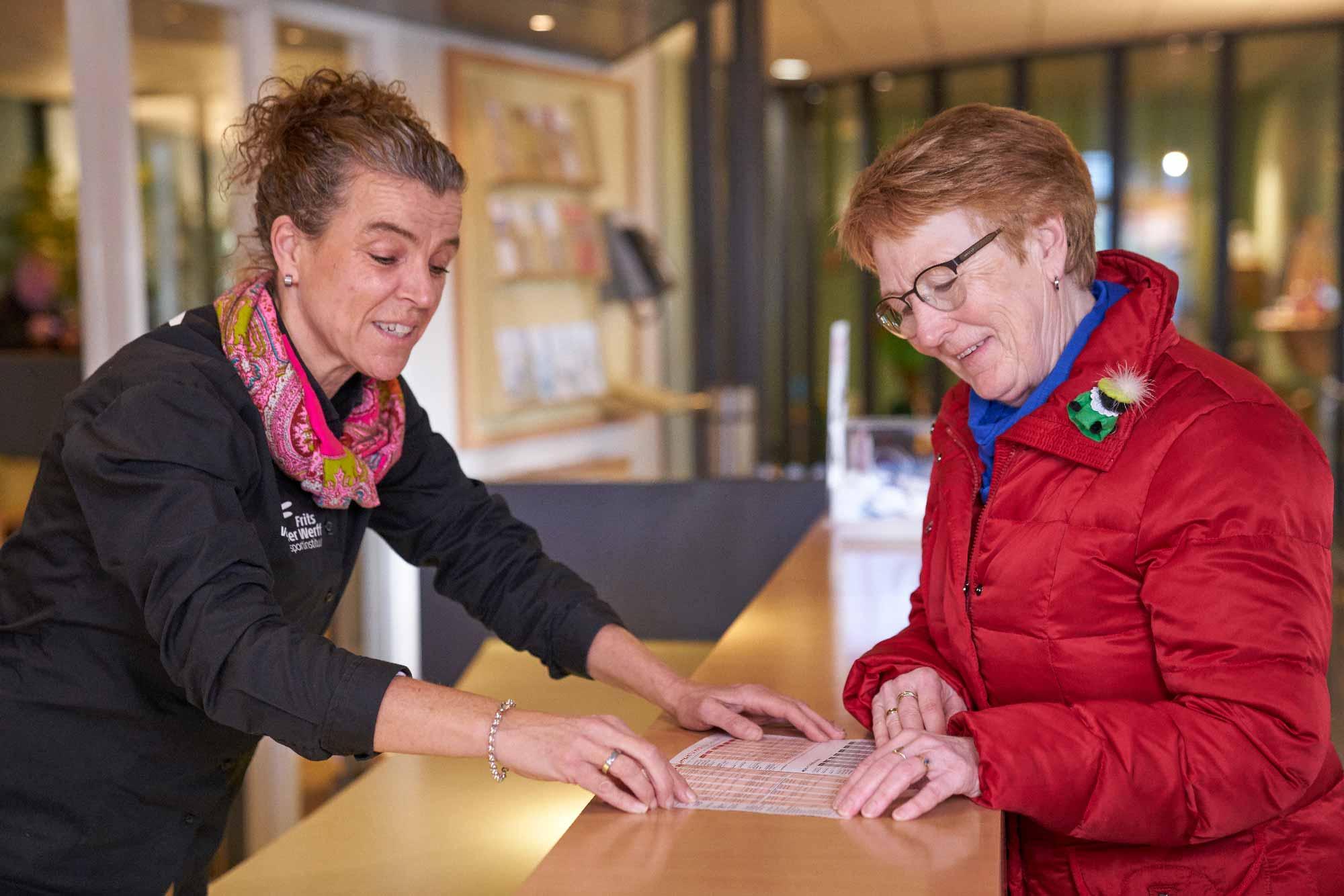 actie decemberactie Frits van der Werff Sportinstituut Hoorn